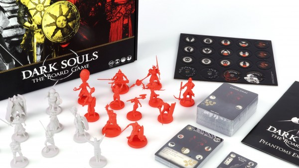 Steamforged Faces The Last Giant In Dark Souls Board Game