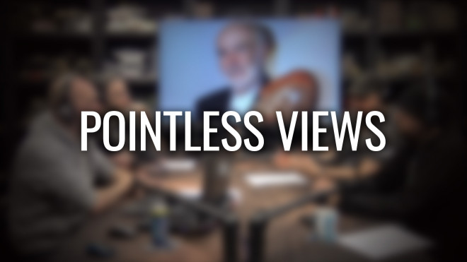 Pointless Views: Gaps In History