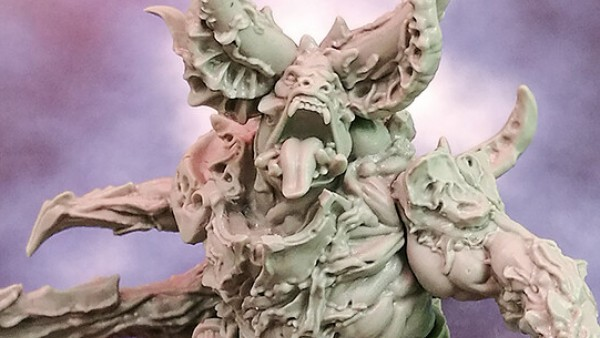 Zealot Miniatures Unleash Their Deadly Possessed Minotaur