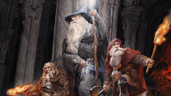 Take Shadowed Paths With A New Lord Of The Rings Adventure