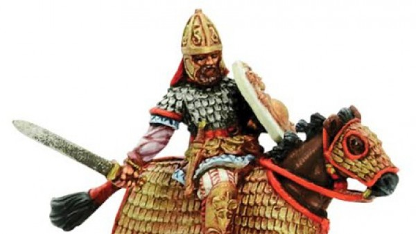 Warlord Teases New SPQR Leaders & Cavalry For Ancient Skirmishes