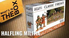 Unboxing: Halfling Militia From Wargames Atlantic