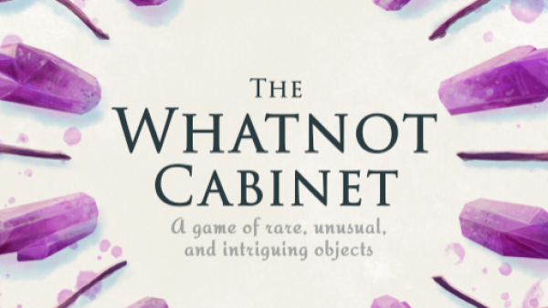 Curiosities Await In Pencil First Games' Charming Whatnot Cabinet