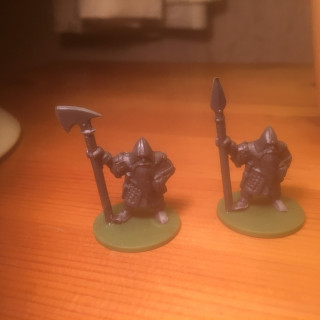 First steps and small conversions
