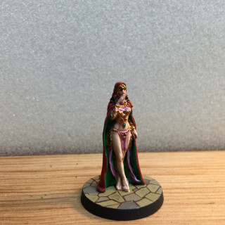 Heroes - These are the miniatures I have painted to far...