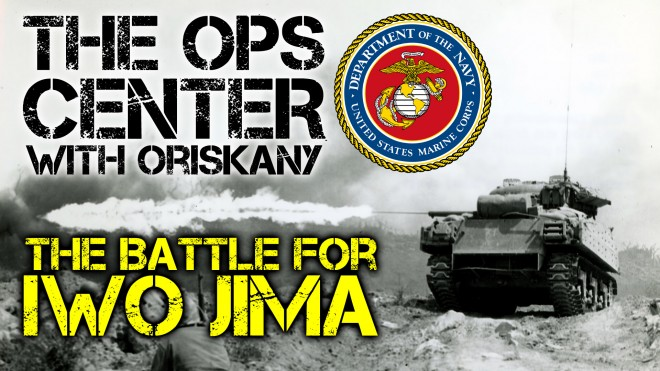 Ops Center Episode: 75th Anniversary of Iwo Jima