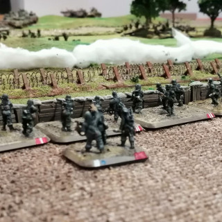 Operation Diadem (Battle 1 - Turns 1 and 2)