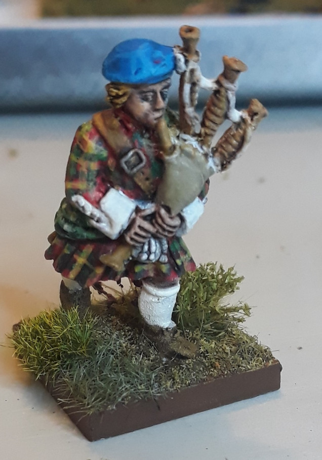 Completed piper