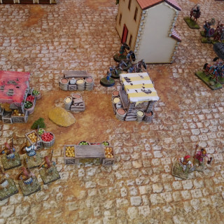 Clash of Spears - fun and quick, yet very tactical