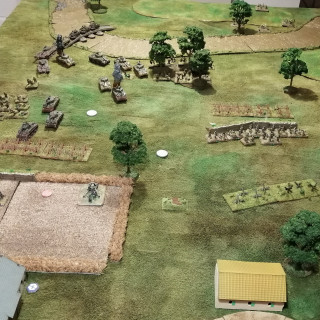 Operation Diadem (Battle 1 - Turns 3 and 4)