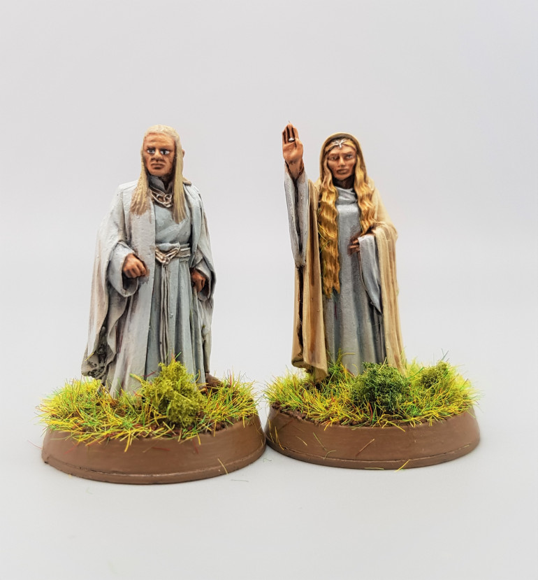 Lord and Lady of Lothlórien
