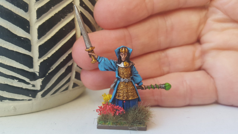 An Elf King Finished
