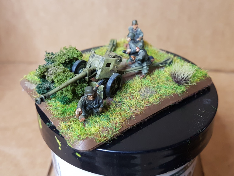 All the Infantry pieces are done!