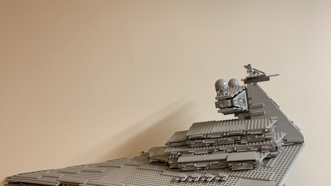 Getting Started with a little Star Wars