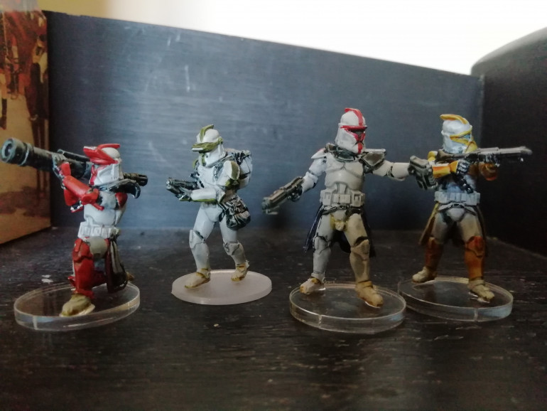 Clone Trooper Specialists