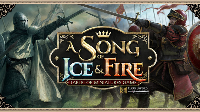 A Song of Ice and Fire – CMON miniatures game