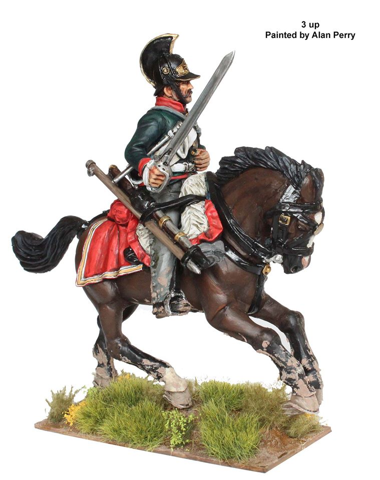 Austrian Cavalry 3Up Alt - Perry Miniatures