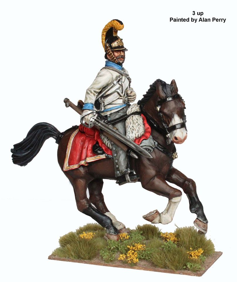 Austrian Cavalry 3Up - Perry Miniatures