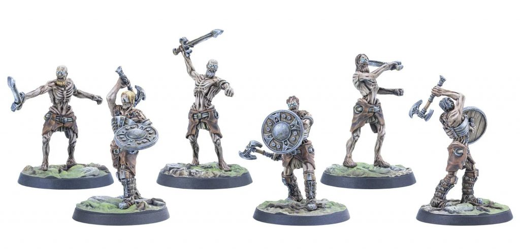Draugr Soldiers - Modiphius