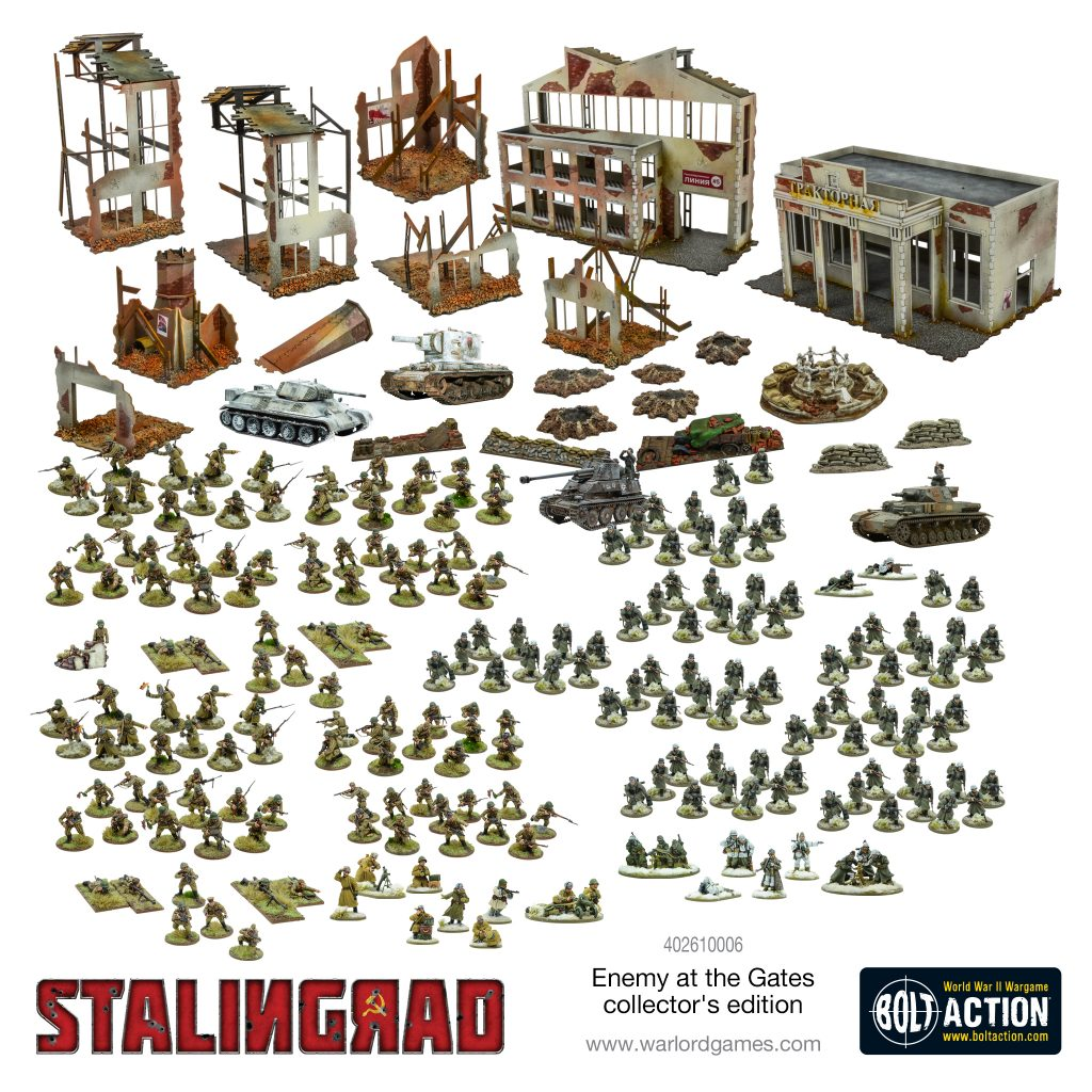 Enemy At The Gates Collectors Edition - Warlord Games