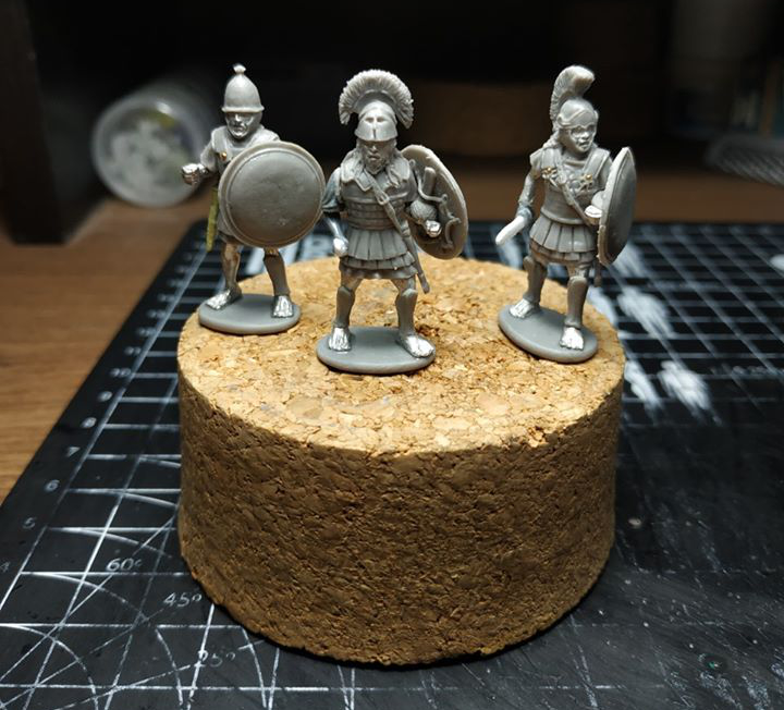 Etruscans In Linothorax - Agema Miniatures