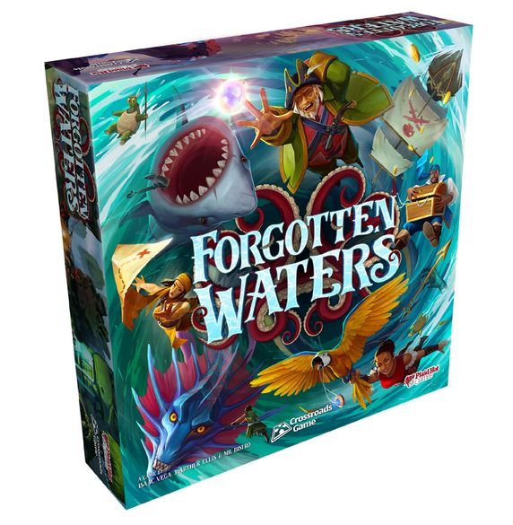 Forgotten Waters - Plaid Hat Games