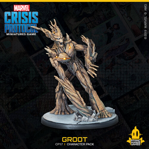 Groot - Atomic Mass Games