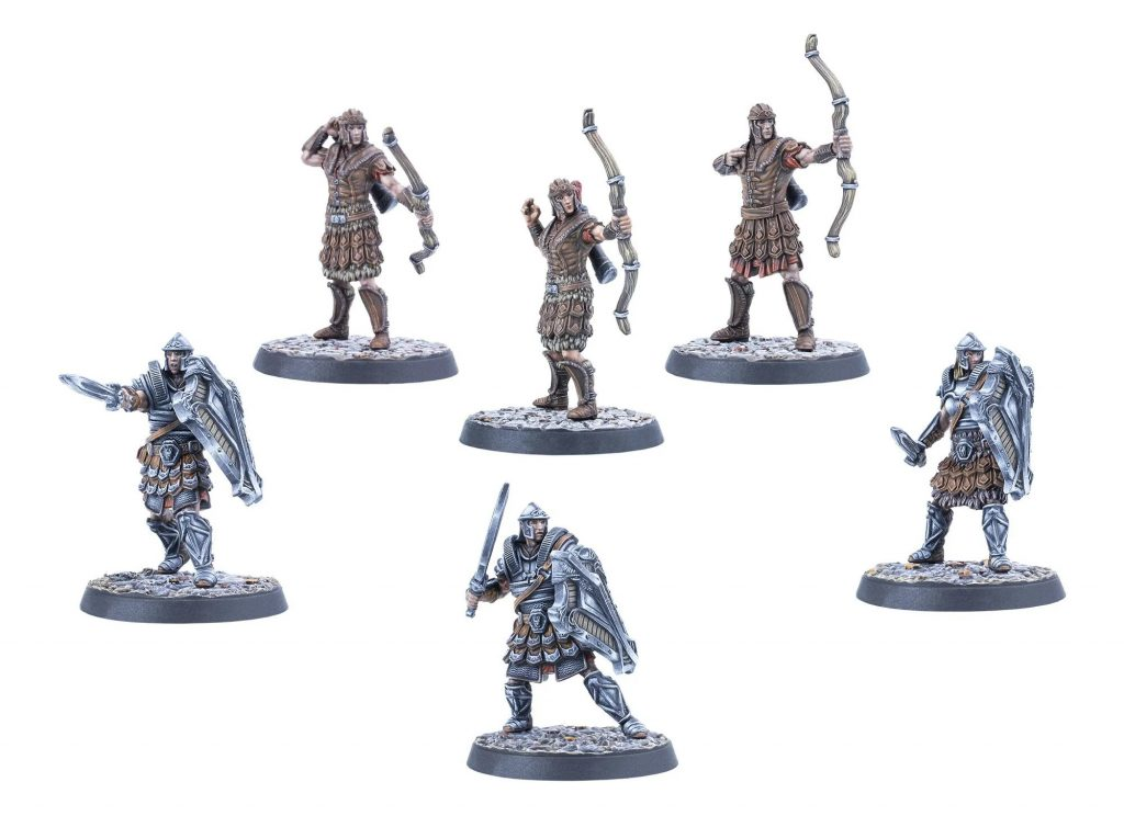 Imperial Soldiers - Modiphius