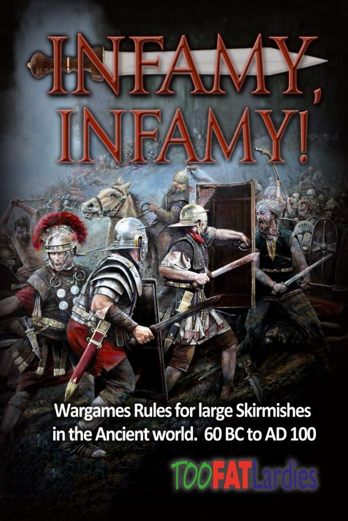 Infamy - Too Fat Lardies