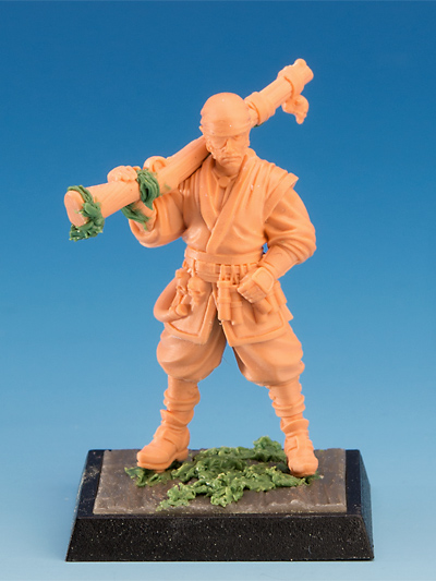 La Gauche - Freebooter Miniatures