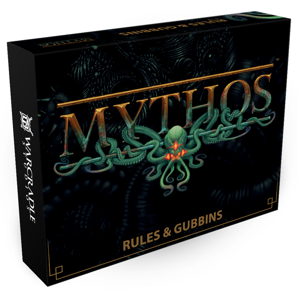 Mythos Rules & Gubbins #1 - Warcradle