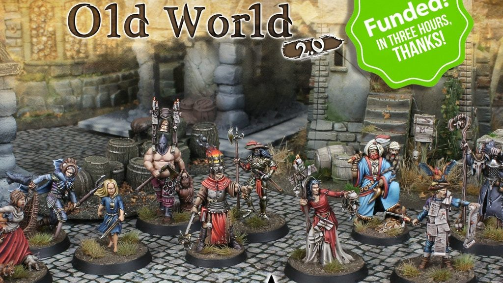 Old World 2.0 - Heresy Labs