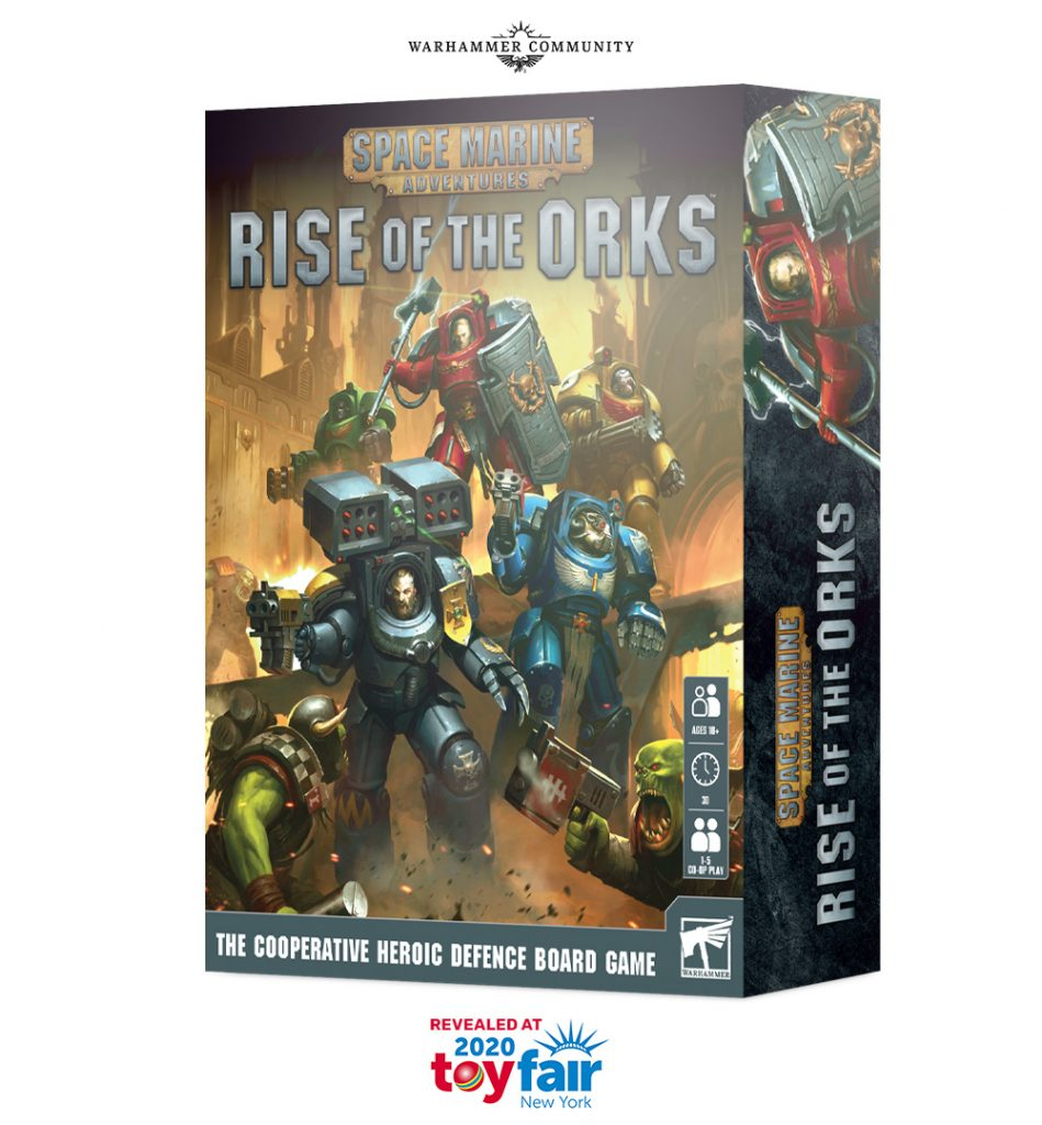 Rise Of The Orks Cover - Games Workshop