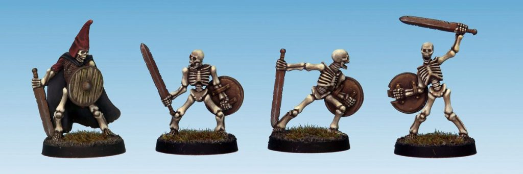 Skeletons March #1 - Crooked Dice