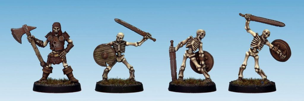 Skeletons March #2 - Crooked Dice