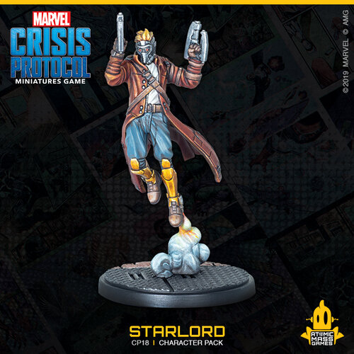 Star Lord - Atomic Mass Games