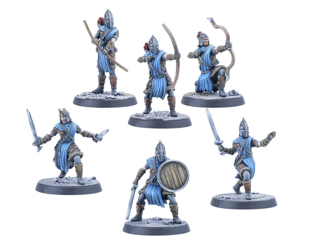 Stormcloak Soldiers - Modiphius