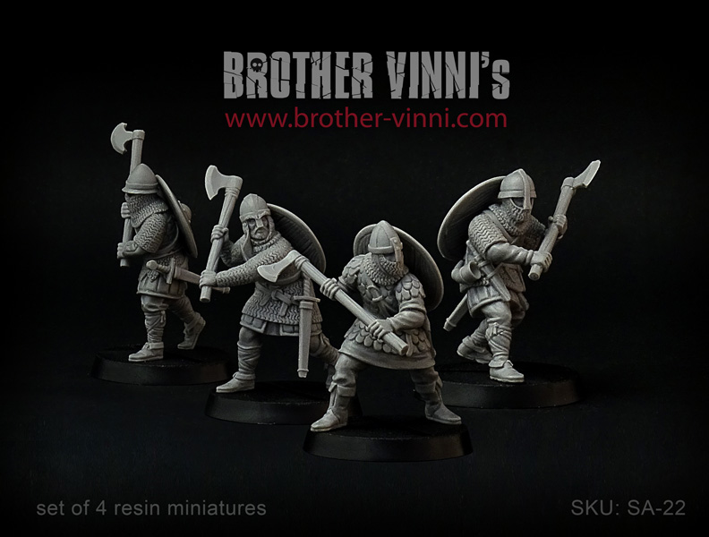 Varangian Guard - Brother Vinni