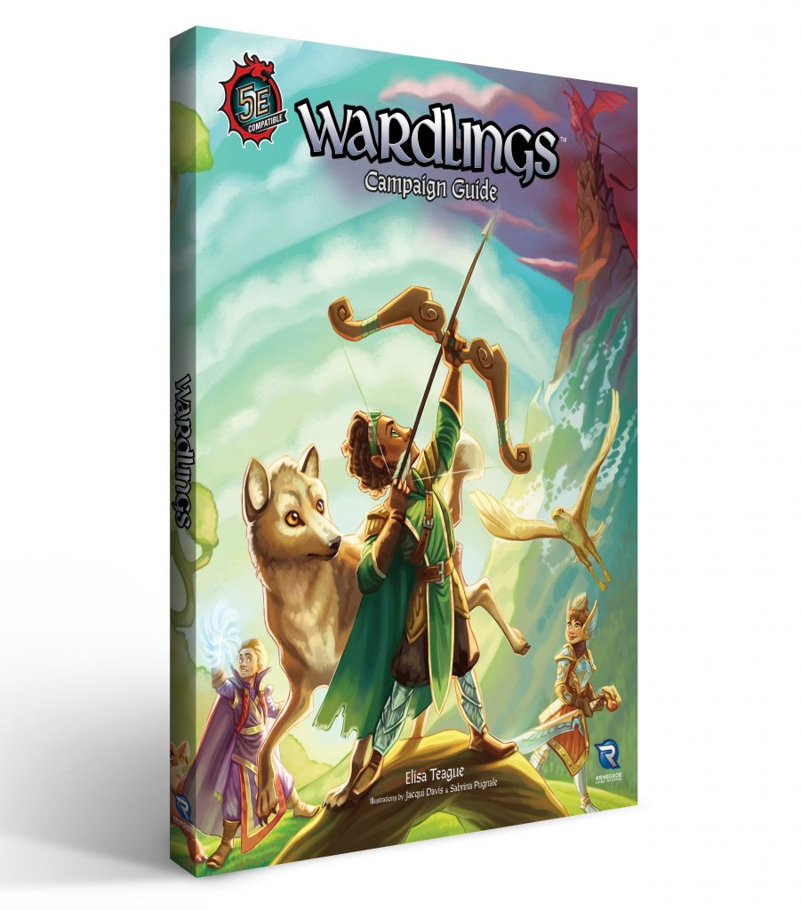 Wardlings Campaign Guide - Renegade Game Studios