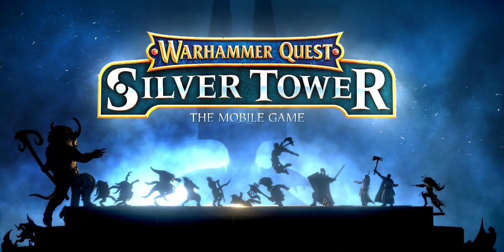 Warhammer Quest Silver Tower Mobile Game - Perchang