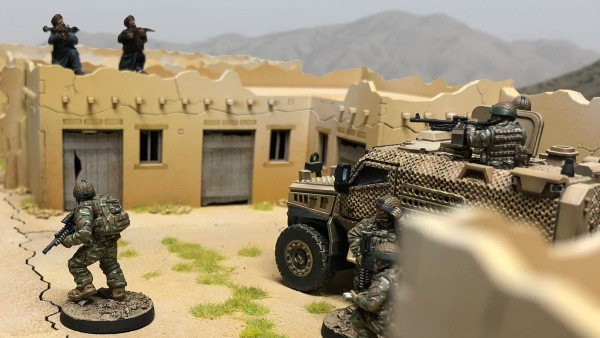 Battle It Out In The Alamo With Sarissa Precision On Kickstarter
