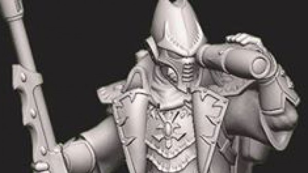 Artel W Miniatures Preview Some Wild & Cruel Sci-Fi Character