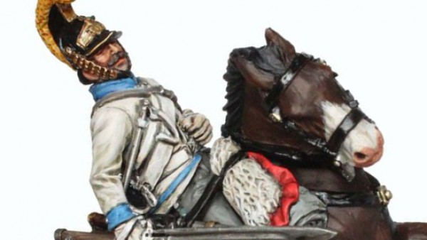 Perry Announce Austrian Cavalry Release At Salute 2020