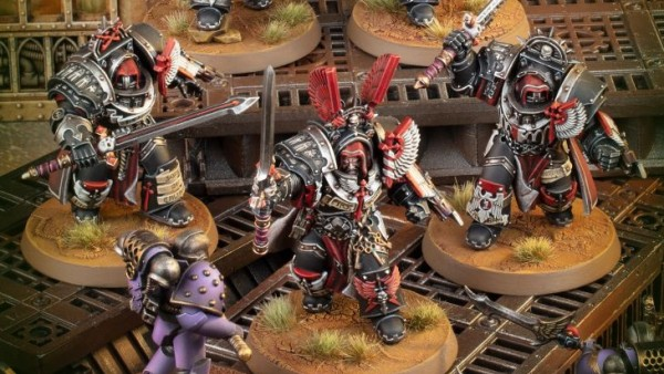 The Dark Angels Go Hunting In Forge World's Horus Heresy