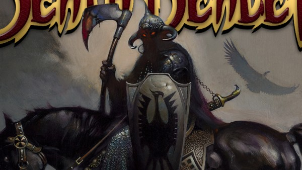 Lucid Eye Announces Frazetta Death Dealer Range!