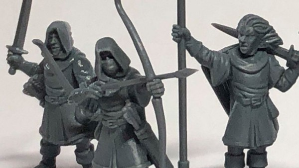 North Star Tease New Elf Light Infantry For Upcoming Oathmark