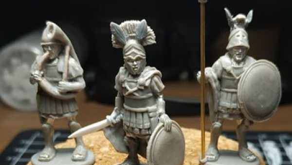 Prepare To March With Agema Miniatures' Etruscan Armies
