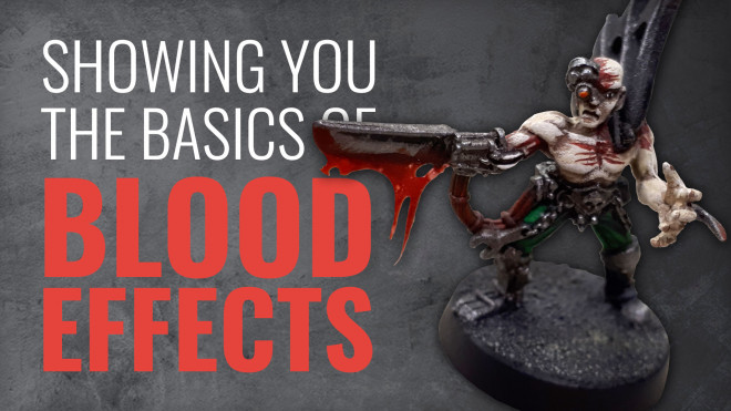 Gerry Can Show You How To Make Blood Effects