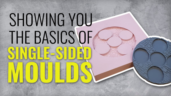Gerry Can Show You Single-Sided Moulds