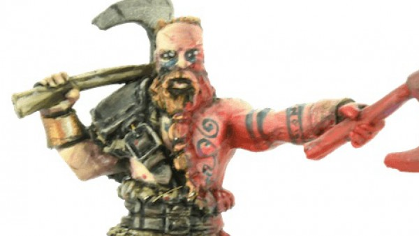 Battle Grendel With Wargames Illustrated's Mighty Beowulf